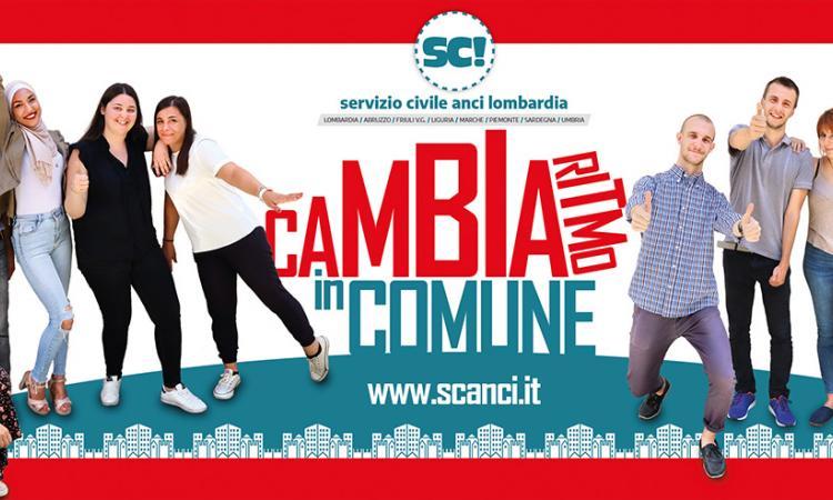 Immagine pubblicitaria del Servizio Civile Universale